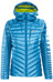 Berghaus Extrem Micro Down Jacket Women Mykonos Blue/Citronelle